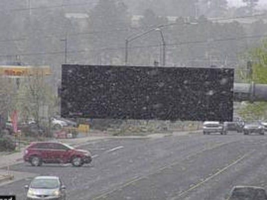 Flagstaff snow