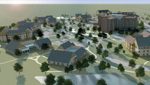 The Jewish Home of Rochester is planning a $100 million expansion project.