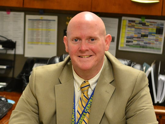 Bradley Layfield is the principal of Sussex Central