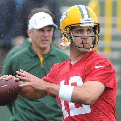 Packers OTA Practice_May 30, 2012