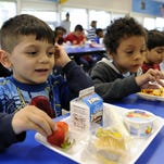 Many special interests lobby to undermine nutrition rules for school lunches.