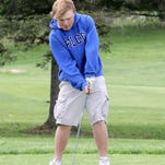 Action from IAC golf championships at Soaring Eagles Golf Course on May 20.