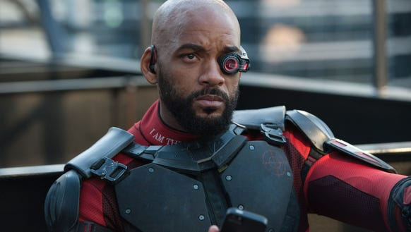 Image result for will smith deadshot