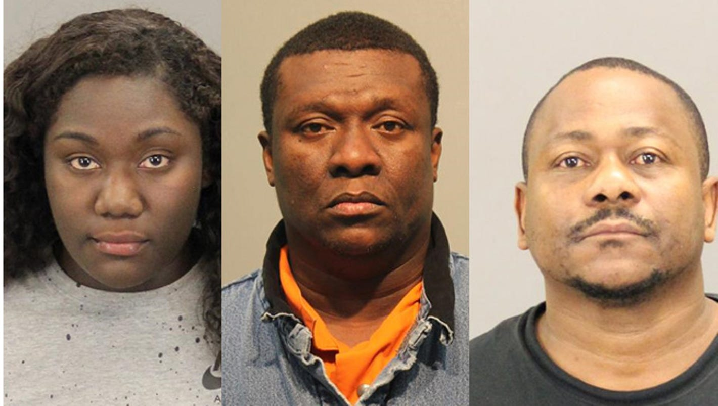 Police: Houston trio caught in Ann Arbor home invasion