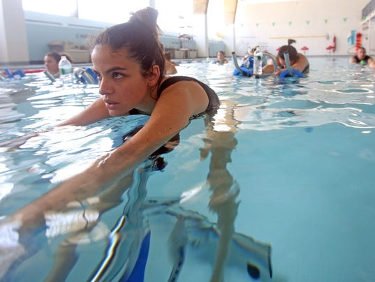 AquaCycle at Port Chester's Carver Center
