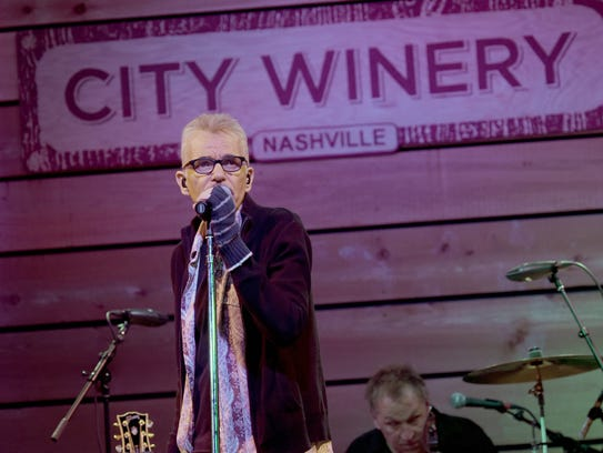 Billy Bob Thorton, The Boxmasters perform at City Winery