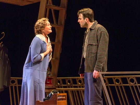 The Glass Menageries on Broadway