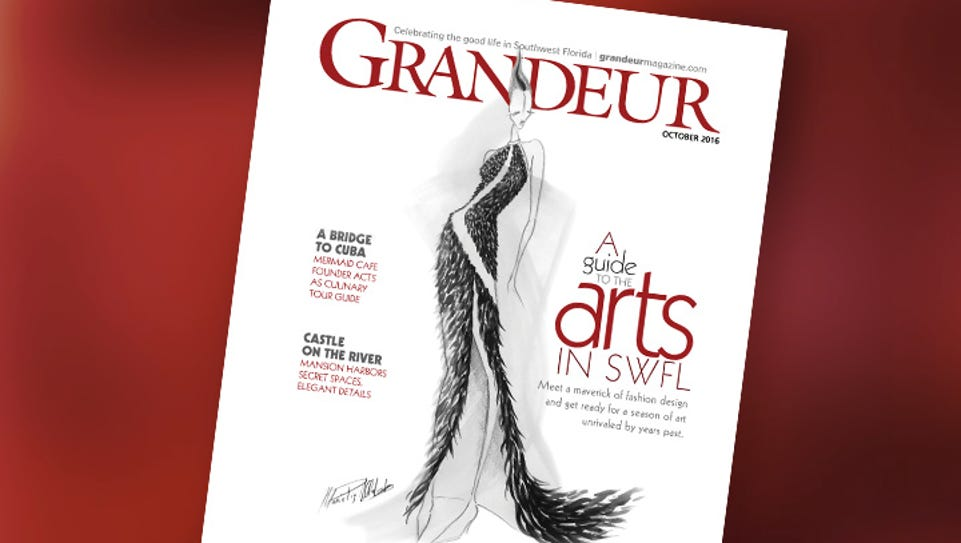 The October issue of Grandeur will be available starting