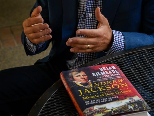 Fox News network morning show co-host Brian Kilmeade