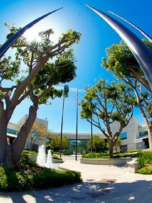 Ventura County Community College District office.