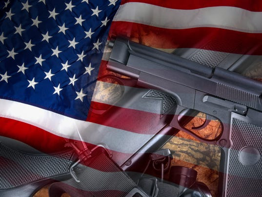 Guns - Weapons - United States