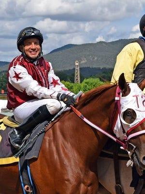 Jockey Francisco Giles