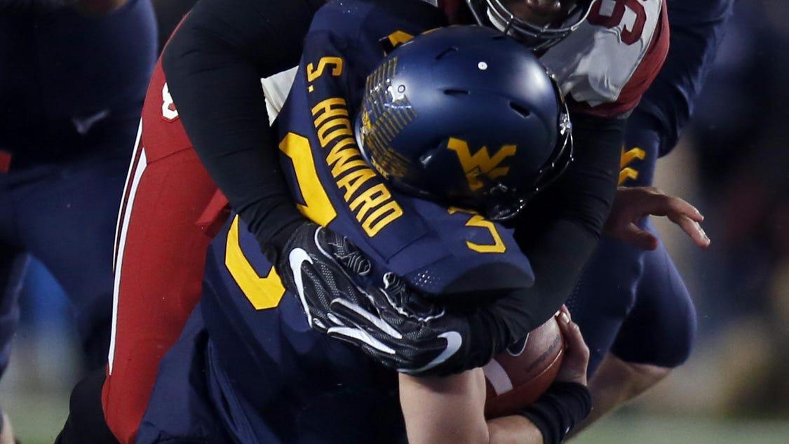NFL Big Top Mismatch Mens Crew Socks Cleveland Browns Dawg Pound For Bare Feet