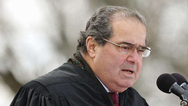 Justice Antonin Scalia ruled that a drug must be the proven cause of death before a prison sentence can be extended.
