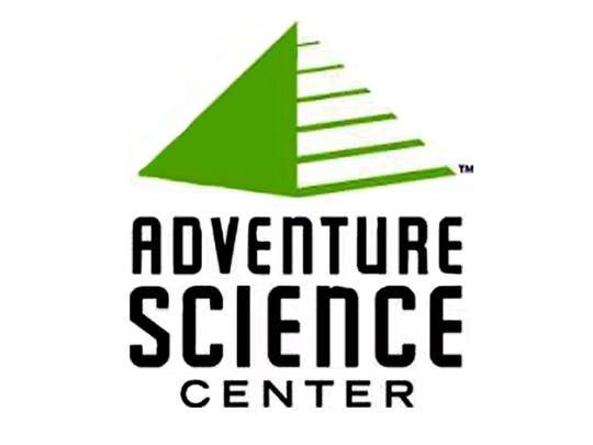 Adventure Science Center logo.