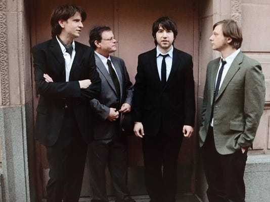 Bradley Wik and the Charlatans