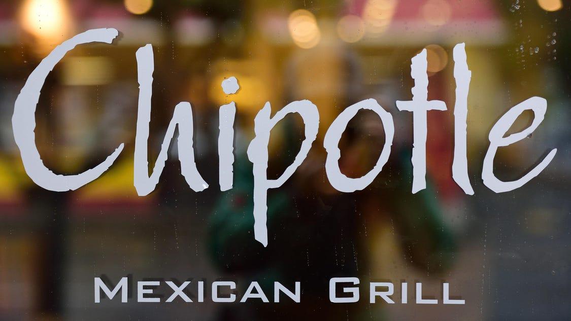 Criminal investigation underway at Chipotle; sales drop