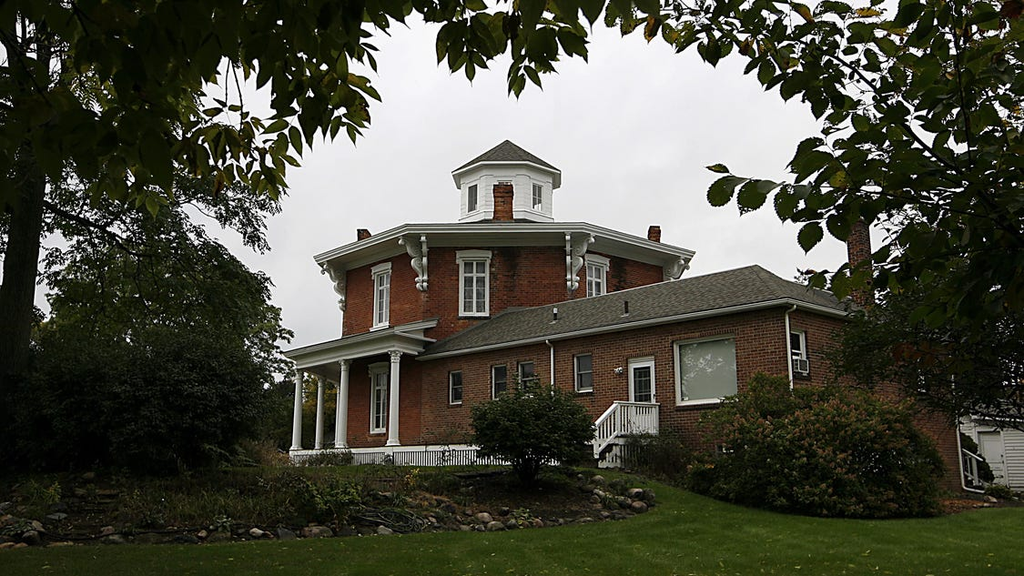 Octagon houses a brief but significant building boom for How to build an octagon house