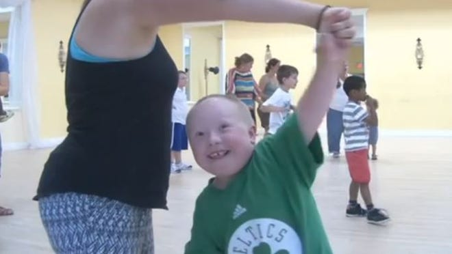 Kids are cutting a rug in this dance class made just for them