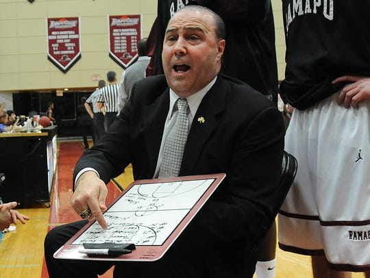 Longtime Ramapo College coach Chuck McBreen heads to the Final Four of the Division III Men's Basketball Championship for the first time.