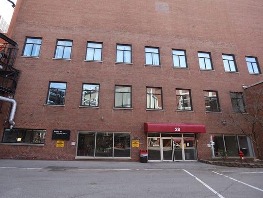 Columbia Care's medical marijuana dispensary is located