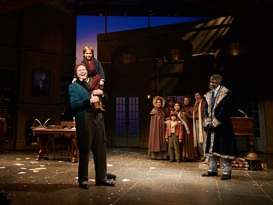 A Christmas Carol' at Louisville Actors