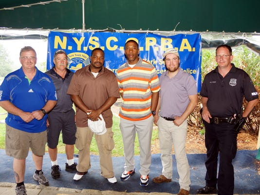 91-year-old saved during NYSCOPBA Golf Tournament