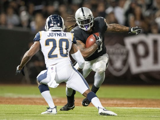 NFL: Los Angeles Rams at Oakland Raiders