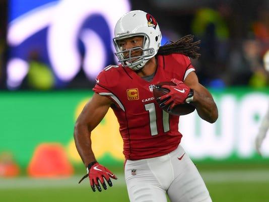 USP NFL: INTERNATIONAL SERIES-ARIZONA CARDINALS AT S FBN LAR ARI GBR EN