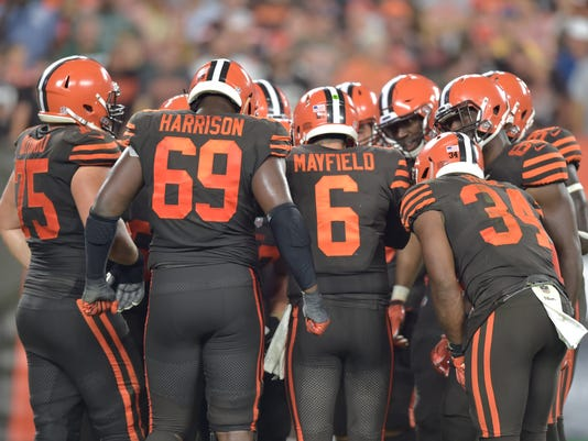 AP JETS BROWNS FOOTBALL S FBN USA OH