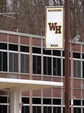 Watchung Hills Regional High School.