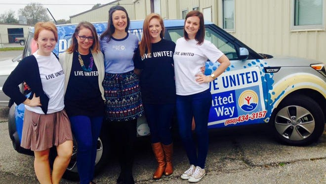 United Way of Escambia COunty is blessed with five staffers who are alumni of the VISTA program.