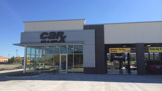 Car-X, an automotive repair and tire center, has opened in Ankeny.