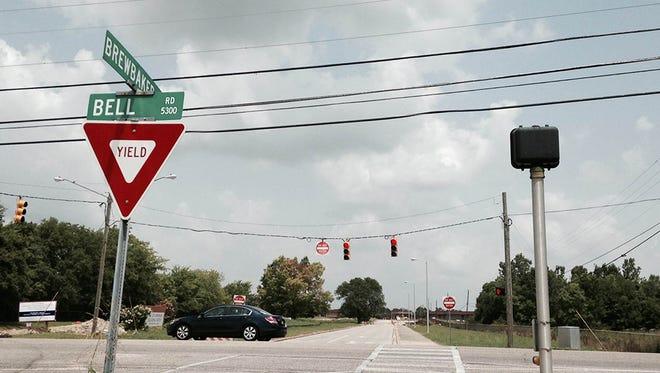Brewbaker Drive in Montgomery