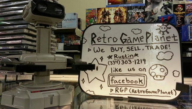 Retro Game Planet will open its new location soon.