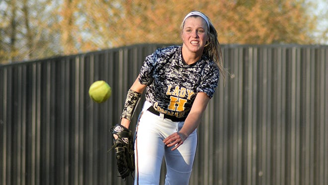 Hendersonville pitcher Hollee Mattei allowed seven hits in a complete-game shutout of Beech on Thursday.