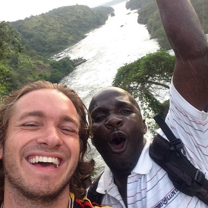 Brookfield native Andrew Denu has spent the last two years as part of Village Health Project, a non-profit organization that aims to help the small village of Lweza, Uganda.