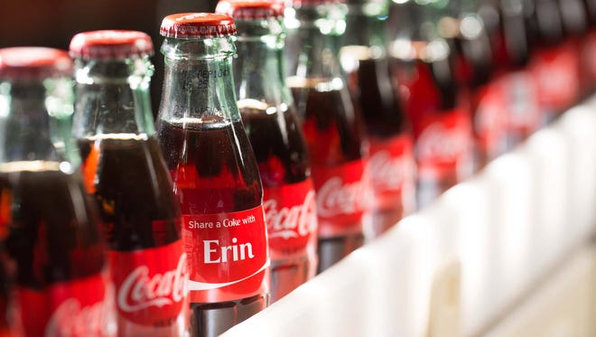 Share a Coke returns to the U.S. this summer with more names, more packages and a new online ordering site.