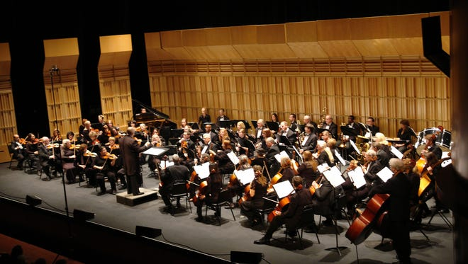 Scottsdale Philharmonic will play its season finale concert Sunday, May 31.