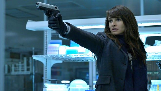 Mia Maestro plays Nora Martinez in FX's 'The Strain.'