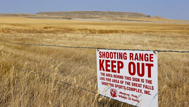 The Montana Fish and Wildlife Commission will hear a proposal at its Oct. 8 meeting to put a radio tower on a butte next to the Great Falls Shooting Sports Complex.
