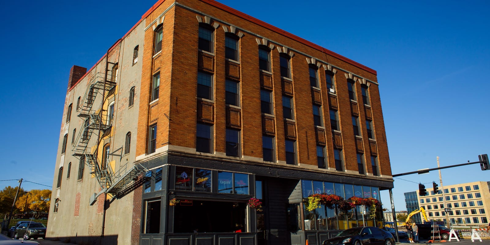 These are the 'most endangered' buildings in Des Moines