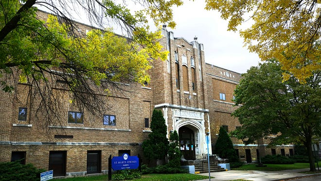 St. Joseph School was originally staffed by the Congregation of the Sisters of St. Agnes, and has been in operation since 1929.