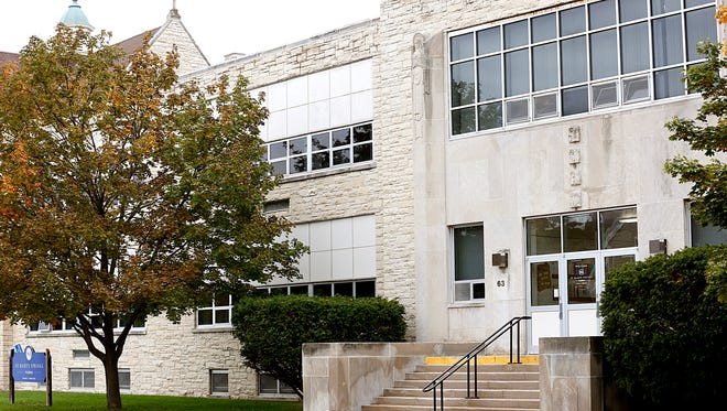 St. Mary School is part of a potential property sale to Commonwealth Cos. in Fond du Lac.