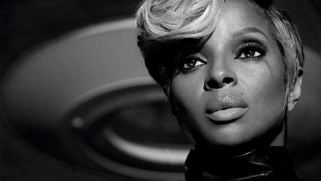 Mary J. Blige will perform in Jackson Nov. 3.