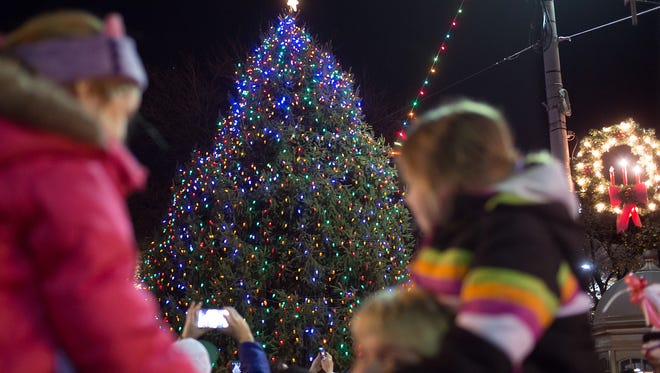 The community is invited to sing Christmas carols on Dec. 19 in York.