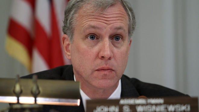 Assemblyman John Wisniewski