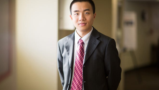 Vo Tien Phong, a 2012 York Suburban graduate and MIT student, was recently awarded a prestigious Marshall Scholarship.
