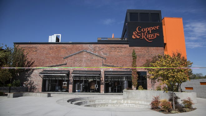 Copper and Kings is hosting the first Taste of Butchertown event
