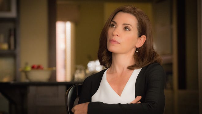 Alicia Florrick (Julianna Margulies) has had to find her way professionally in Season 7 of 'The Good Wife.'